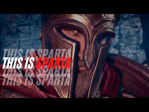 THIS IS SPARTA | CINEMATIC TRAILER | ASSASSIN'S CREED ODYSSEY | HD