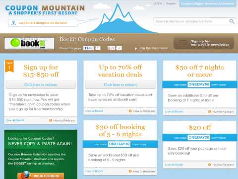 Where To Find Bookit Promo Code?