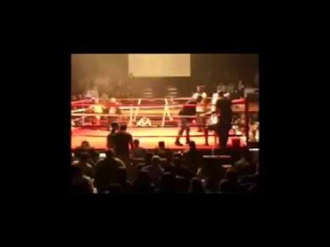 Steve Kinnison vs Chris Clodfelter MMA