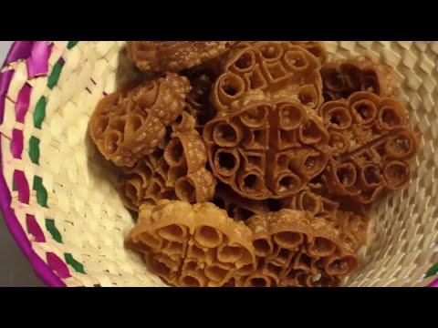 How To Make Achu Murukku/Rose Cookies without Egg