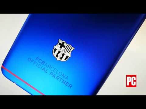 Unboxing the new Oppo F1 Plus FC Barcelona Limited Edition Camera Phone720p