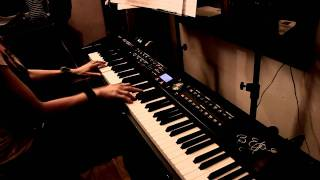 Black Label Society - In This River - Piano cover