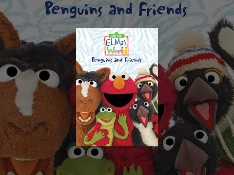 Elmo S World Penguins And Friends Readable