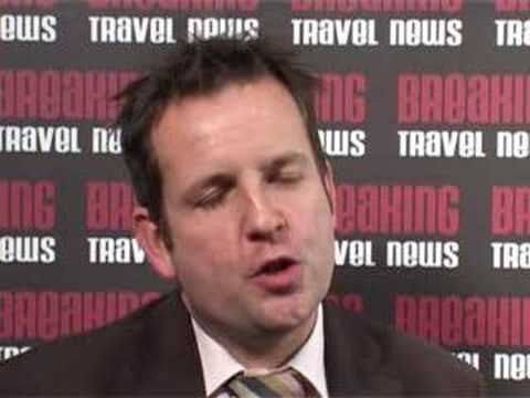 Ian Scott, Director of Tourism and Marketing, Dubai Representative Office @ WTM 2007