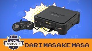 [INFOGRAPHIC] Perkembangan Game Console dari Masa ke Masa