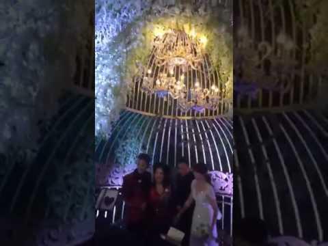 Tổng hợp toàn cảnh lễ thành hôn Trấn Thành - Hariwon đêm XMas 25/12/2016 hot nhất showbiz Việt