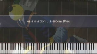 Cover images Assasinations Clasroom OST - 03 Odayaka Na Asa piano tutorial