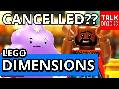 Is LEGO Dimensions Cancelled?? (Rumor) Everything You Need To Know! Year 3? What's Coming Next?