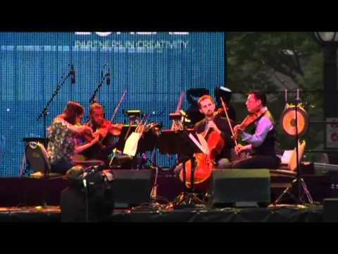 Annex Quartet at The Luminato Festival in 3 minutes!