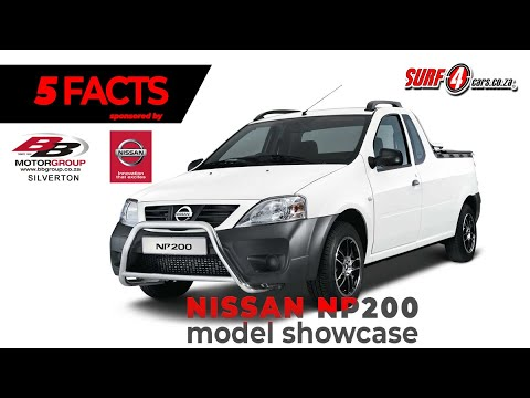 Bb Nissan Silverton New Nissan Np200 60sec Showcase Youtube