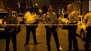Several Philadelphia police officers shot  let's talk about it live with your boy jimmy jamz
