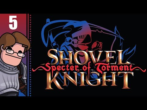 Let's Play Shovel Knight: Specter of Torment Part 5 - Tinker Knight
