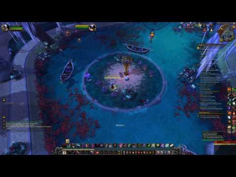 [4K] WANTED: Apothecary Faldren World Quest WoW Legion i3 6100 GTX 1070