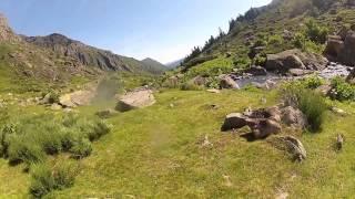 Promenade en Ariège ( Merens les vals)