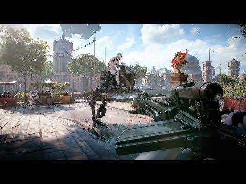 Star Wars Battlefront II - Trailer gameplay ufficiale