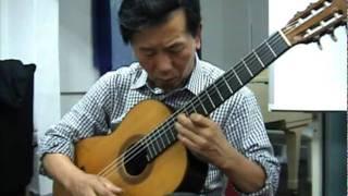 Repeat youtube video La Paloma 라팔로마.기타연주.-노동환