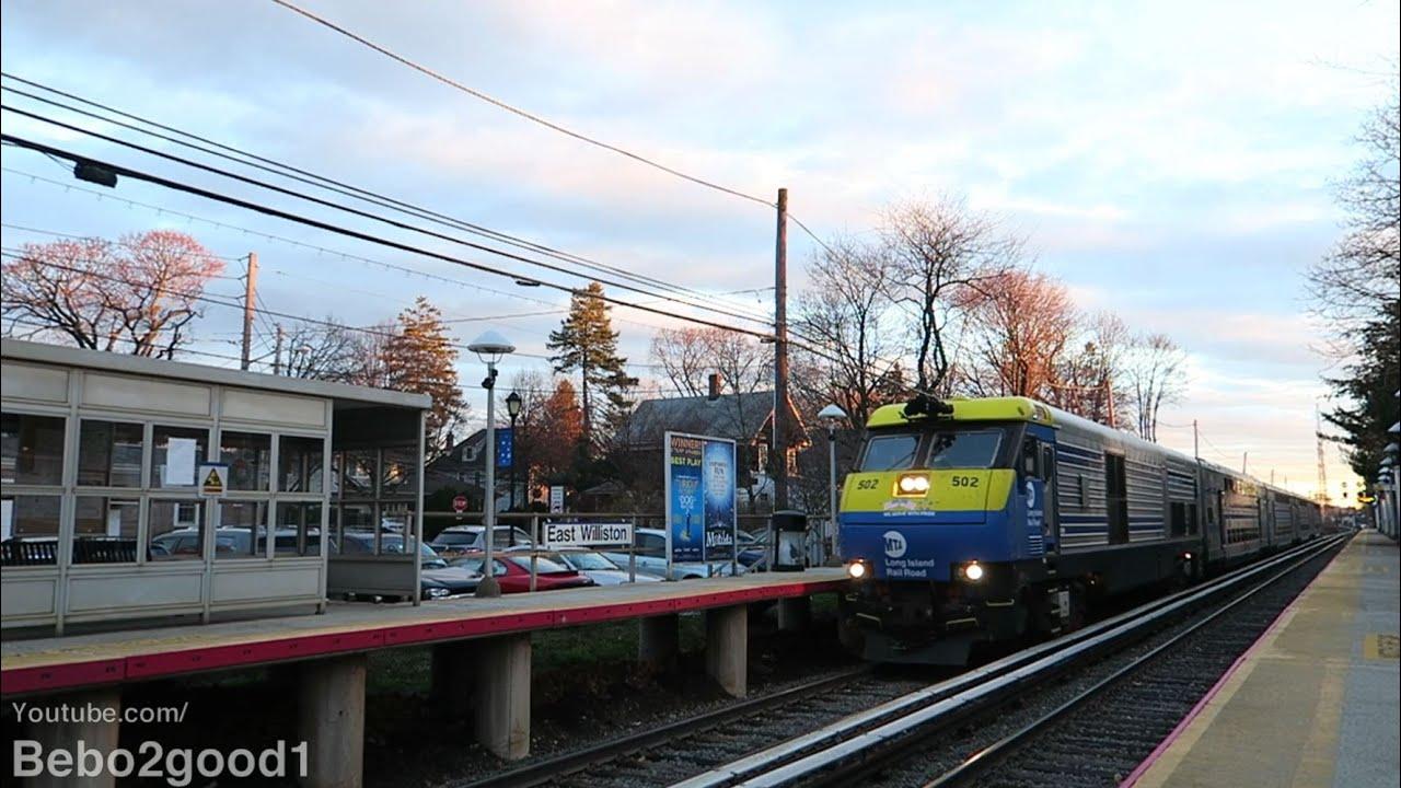 Long Island Railroad East New York