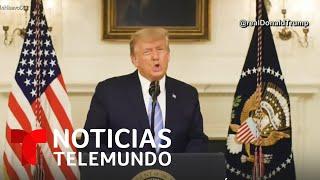 Las Noticias de la mañana, lunes 11 de enero de 2021 | Noticias Telemundo