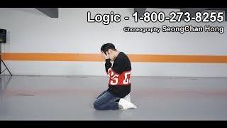 figcaption 1-800-273-8255 - Logic / Choreography - SeongChan Hong