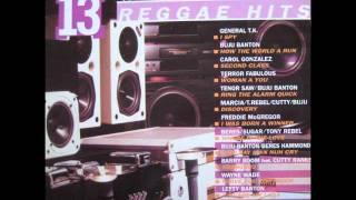 Buju Banton / Beres Hammond - Who Say Man Nuh Cry [1992]