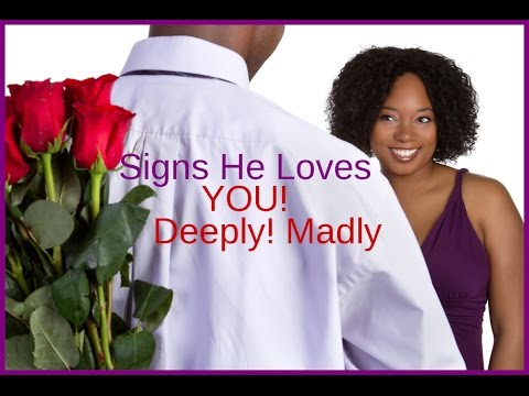 A Deeply Signs Guy Loves You