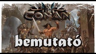 Conan - társasjáték bemutató
