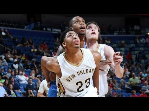 New Orleans Pelicans, Anthony Davis & Monty Williams Plan For 2016 NBA Season