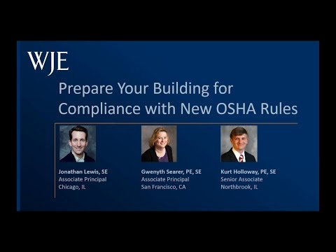 Prepare Your Building for Compliance with New OSHA Rules