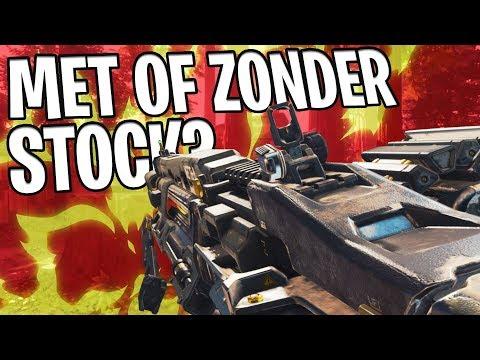 STOCK OF ZONDER STOCK!? (COD: Black Ops 3)