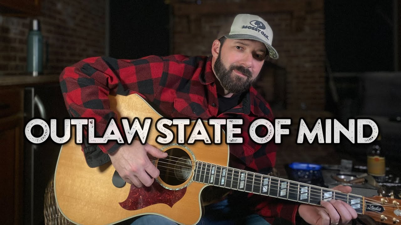 """New Song!! """"Outlaw State of Mind"""" 