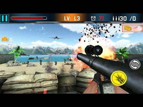 Shoot War Gun