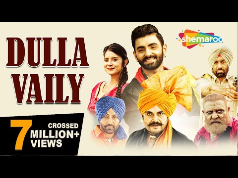 Dulla Vailly : Yograj Singh - Guggu Gill | Full HD | Latest Punjabi Movies 2019 | New Punjabi Movie