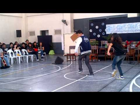 No air - SYTYCD Choreo