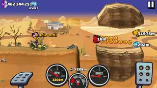 coll truck with rally car Hill Climb Racing 2
