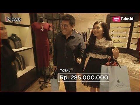 Ditemani Belanja oleh Suami, Erika Santoso Habiskan Ratusan Juta Part 04 - Jakarta Socialite 25/08