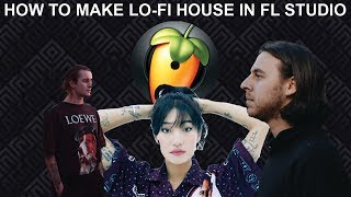 How To Make Lo-Fi House Like Mall Grab, DJ Boring and Peggy Gou In Fl Studio [Free Samples]