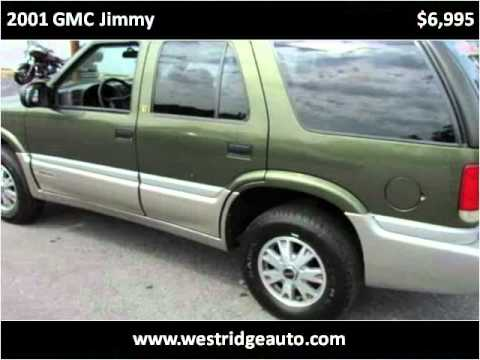 2001 gmc jimmy used cars asheville nc youtube. Black Bedroom Furniture Sets. Home Design Ideas