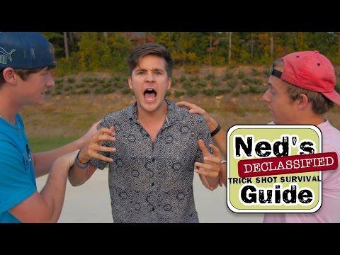 Ned's Declassified Trick Shot Survival Guide | Legendary Shots
