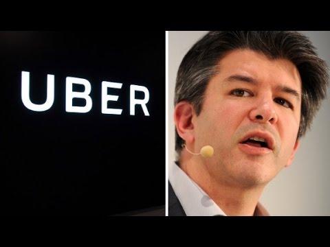 Who is Uber's Travis Kalanick?