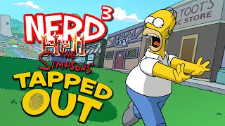 Nerd³'s Hell... The Simpsons: Tapped Out