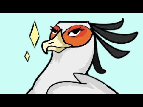 Species Summary #5: Secretary Bird