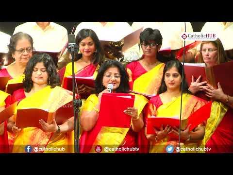 ALL THE WORLD SING FOR JOY / CHRISTMAS CAROLS @ RAVINDRA BHARATHI / HYD / TS / INDIA 05-12-2019