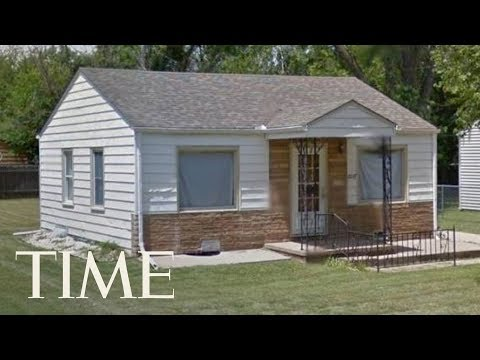 Body Of Three-Year-Old Boy Found Encased In Concrete At Rental Home In Wichita, Kansas | TIME