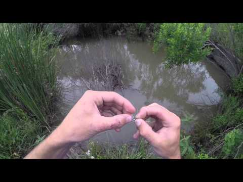 Gar Fishing with Artificial Lures