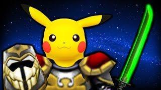 Покемон-чемпион в warcraft 3