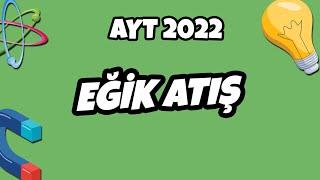 Eğik Atış  AYT Fizik 2021 hedefekoş