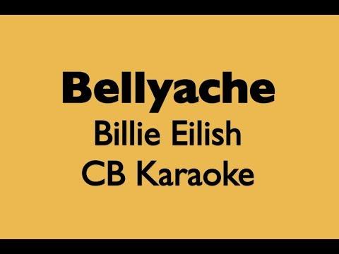 Bellyache  Billie Eilish KARAOKE  SONG MEANING  YouTube