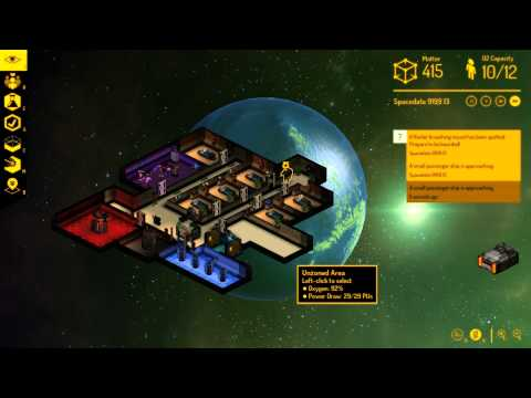 Spacebase DF9 Gameplay