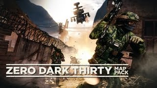 Zero Dark Thirty Map Pack Launch Gameplay Trailer - Medal of Honor Warfighter