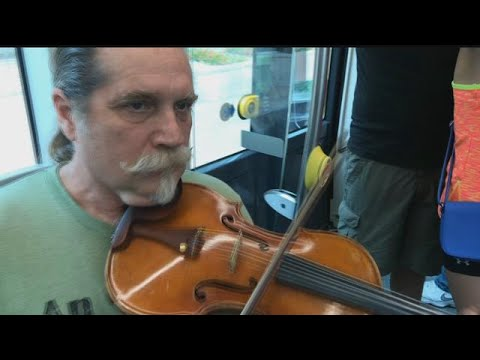 Music on the KC streetcar